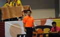 داور ایرانی، مسابقههای هاکی قهرمانی استرالیا را قضاوت میکند