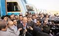 ظرفیت متروی تهران ۳۰۰ هزار نفر افزایش یافت