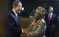 تعهد سازمان ملل و اتحادیه آفریقا  به تقویت همکاری در زمینه برقراری صلح و امنیت