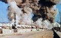 داعش ۳۰۰ نظامی عراقی را با گازهای سمی کشت