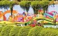 ۱۰۰هزار متر نقاشی دیواری بر سطح مدارس تهران کشیده میشود