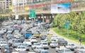 بازگشت ترافیک و آلودگی هوای پاییزی به پایتخت