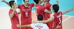 مسیر تیم ملی والیبال کشورمان تا رسیدن به مرحله نیمهنهایی