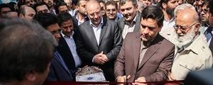 مراسم بهرهبرداری از ۸۸ واگن متروی تهران و حومه