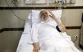 ۱۹شهریور؛ تصویر جدیدی از رهبر انقلاب در بیمارستان
