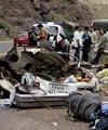 ایران در مرتبه پنجم مرگومیر ناشی از تصادفات در جهان