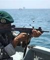 درگیری نظامی ناوهای ارتش با دزدان دریایی برای نجات کشتی چینی