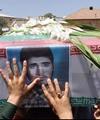 پدر شهیدان اصغری ترکانی به آرزویش رسید