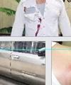 ۷ نفر از کارکنان شهرداری در هجوم اوباش مجروح شدند
