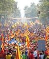 کاتالونیا برای برگزاری همه پرسی استقلال در ماه نوامبر آماده میشود