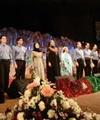 نشست خبری کامکارها برای کنسرت حمایت از بیماران ام اس