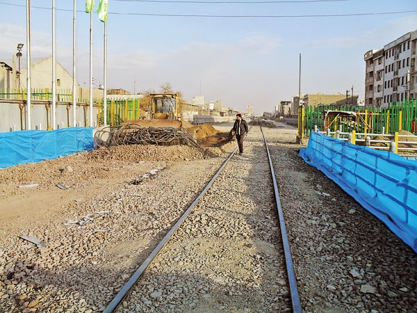 خطوط راه آهن