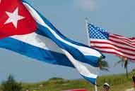 آمریکا کوبا