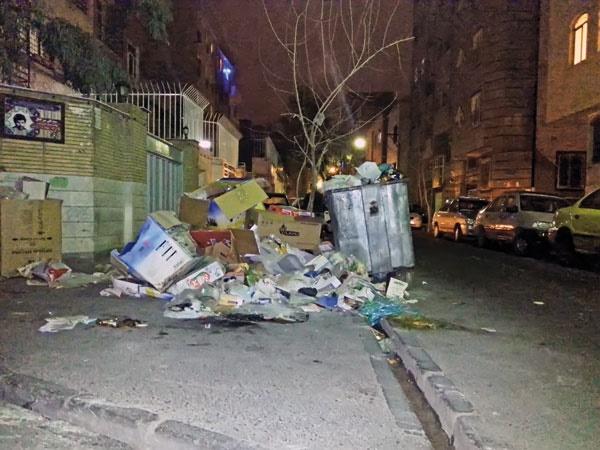 صرفهجویی ۵۵ میلیارد تومانی با تفکیک زبالههای تر و خشک