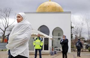 فرانسه - مسجد