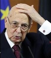 رییس جمهوری ایتالیا استعفا داد