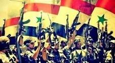 ۱۰۰۰ هزار تروریست تسلیم ارتش سوریه شدند