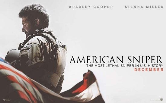 برادلی کوپر/ تک تیرانداز آمریکایی ۲۰۱۴