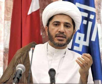 شیخ علی سلمان: مبارزه علیه رژیم آل خلیفه ادامه دارد