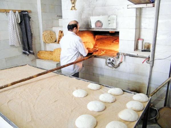 راهاندازی نانوایی در روستاهای سیستان و بلوچستان