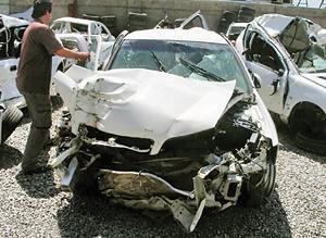 خودروی تصادفی