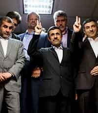 اولین جلسه کمیته رسانهای احمدینژاد تشکیل شد