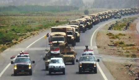 آزادسازی چندین منطقه در شمال عراق