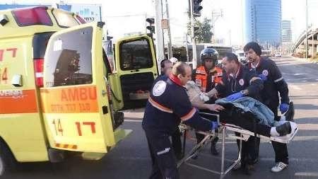 حمله جوان فلسطینی به صهیونیست ها