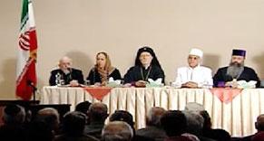 گزارش نشست نفی توهین به مقدسات ادیان