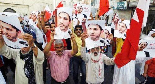عفو بینالملل: علی سلمان باید فوراً آزاد شود