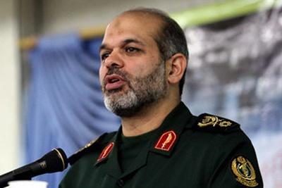 سرلشکر سلیمانی داعش را شکست داد نه ائتلاف آمریکایی ۴۰ کشور