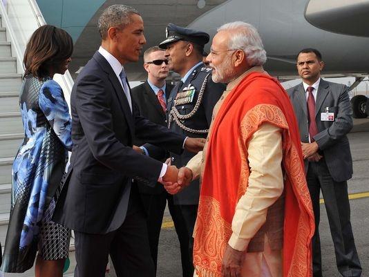 هند و آمریکا قرارداد هستهای غیر نظامی امضا کردند