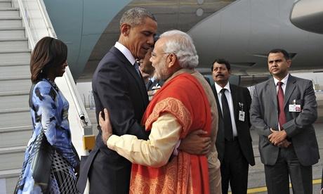 هشدار چین؛ هند در دام اوباما نیفتد