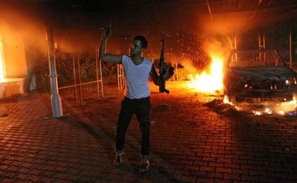 ۲۲ کشته در نا آرامی های لیبی
