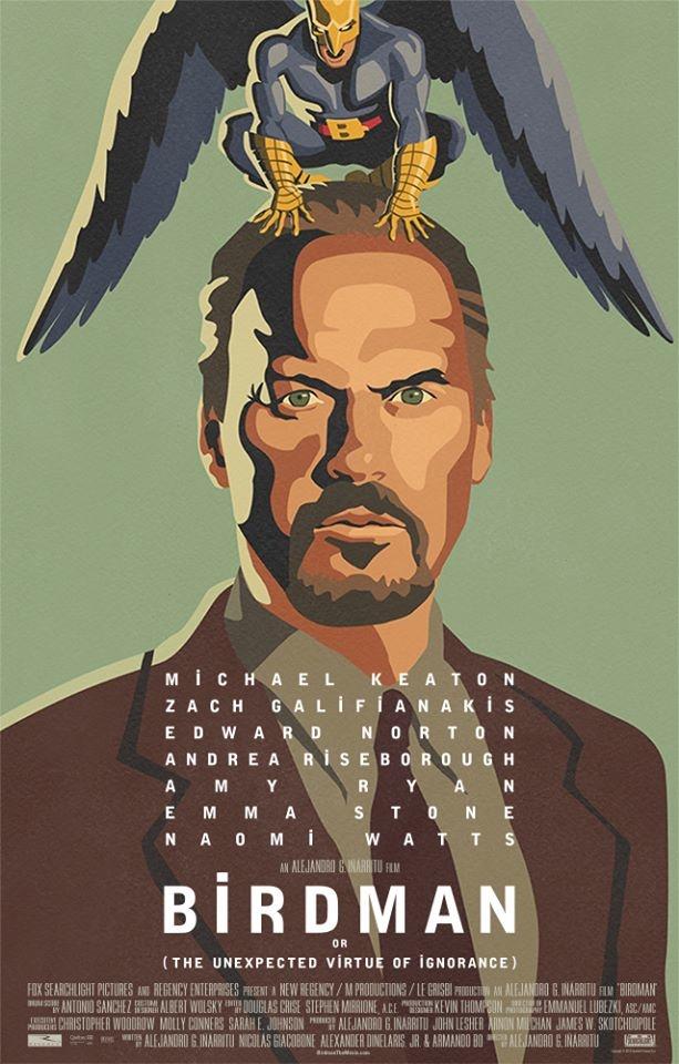 پوستر فیلم پرنده باز