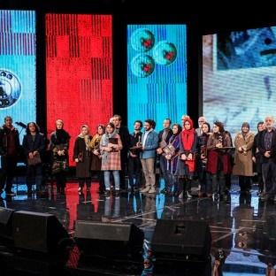 مراسم اختتامیه اولین دوره «جایزه داستان تهران»