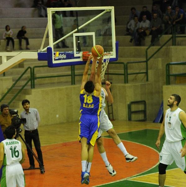 شهرداری گرگان تنها میزبان پیروز هفته چهاردهم لیگ ملی بسکتبال