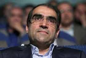 هاشمی وزیر بهداشت