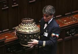 انتخابات ریاست جمهوری ایتالیا در مجلس