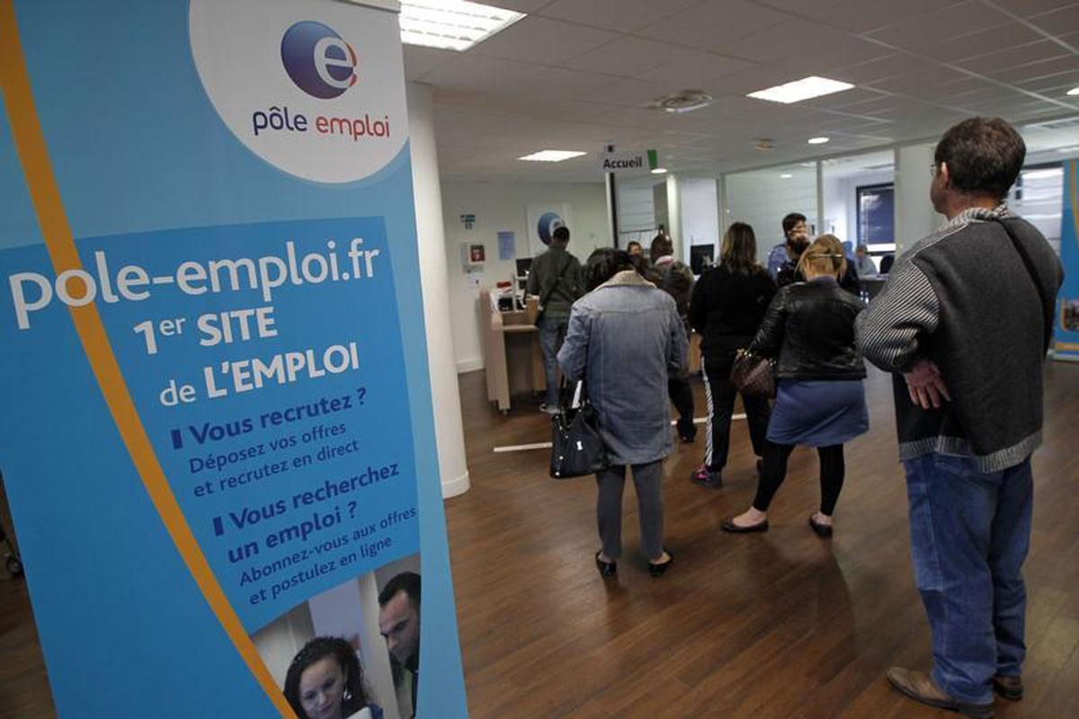 رکورد بیکاری در فرانسه