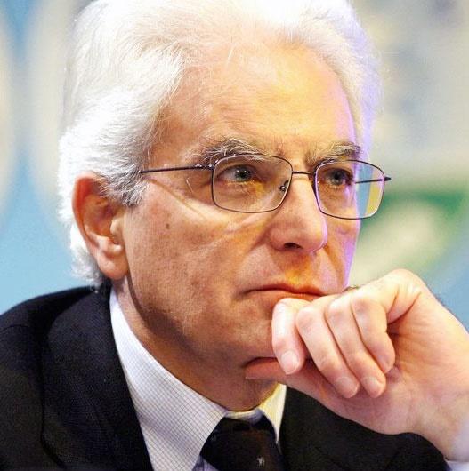 سرجیو ماتارلا رئیسجمهور ایتالیا شد