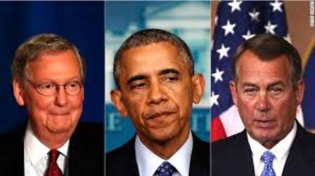 رویارویی دولت و کنگره جدید آمریکا