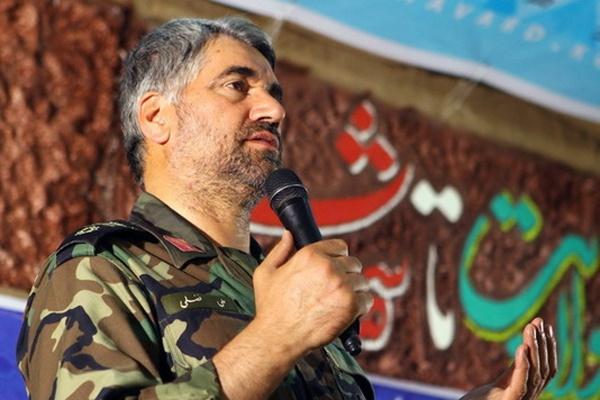 سردار فضلی:بیان خاطرات جنگ ریا نیست