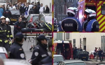 داعش عاملان حمله به نشریه فرانسوی را قهرمان خواند