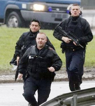 گروگانگیری جدید در پاریس