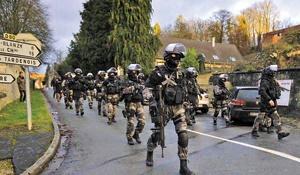 فرانسه تروریست