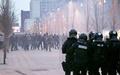 درگیری پلیس و معترضان در پایتخت کوزوو