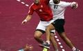 پایان کار هندبالیست های ایران در مسابقات جهانی با پنج باخت و دو برد