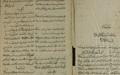 نسخه دست نویس روزنامه وقایع اتفاقیه در کتابخانه آستان قدس