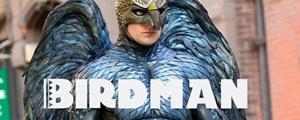 مجموعه تصاویر: پرنده باز ساخته آلخاندرو گونزالس اینیاریتو